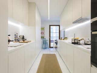 Traço Magenta - Design de Interiores CuisineTables, chaises & bancs
