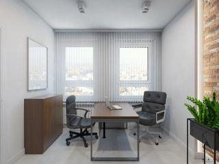 BAGUA Pracownia Architektury Wnętrz オフィスビル