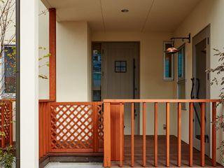 stage Y's 一級建築士事務所 منازل خشب White