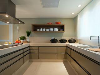 Renata Basques Arquitetura e Design de Interiores Cocinas de estilo moderno