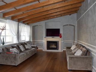 Studio Feiffer & Raimondi Country style living room