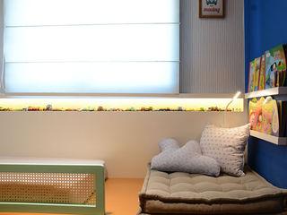 Bloco Z Arquitetura Modern nursery/kids room