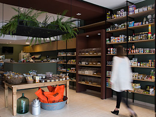 Bloco Z Arquitetura Modern offices & stores