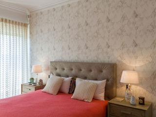 GF Designers de Interiores Dormitorios de estilo industrial