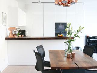 Umbau einer Wohnung, Berlin- Prenzlauer Berg Kempfer- Raumkonzepte