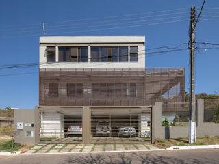 Casa Quintas do Sol - Coga Arquitetura Joana França Casas modernas