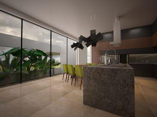 Vau Studio Modern Kitchen