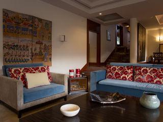 José António Andrade Interiors Living room