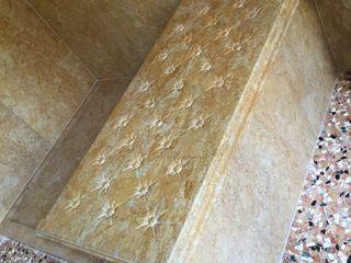 Giemme Marmi S.R.L. حمام دوش وأحواض إستحمام رخام Yellow