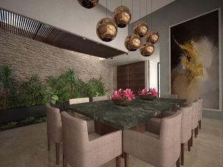 Vau Studio Modern Dining Room