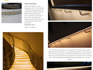 Product Brochures Flairlight Designs Ltd Salle multimédiaAccessoires & décorations