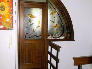 Gli Artigiani dei f.lli M.& S. Cordi snc Windows & doors Doors Wood