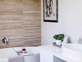 Salomé Knijnenburg Interiors Moderne Badezimmer