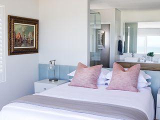Main bedroom Salomé Knijnenburg Interiors Modern style bedroom