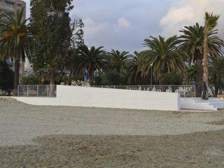 Quintarelli Pietre e Marmi Srl Ściany i podłogiWykładziny ścienne i podłogowe Kamień Biały