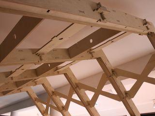 Estruturas de Madeira Arq2T. Atelier