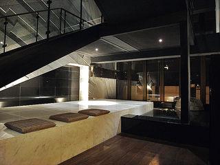 直譯空間設計有限公司 Classic offices & stores Black