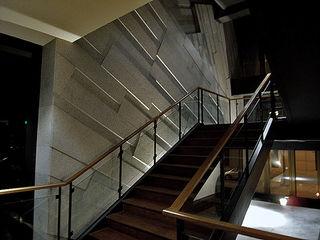 直譯空間設計有限公司 Classic offices & stores Grey