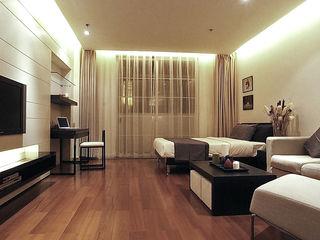直譯空間設計有限公司 Modern hotels White