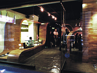 直譯空間設計有限公司 Modern offices & stores Wood effect