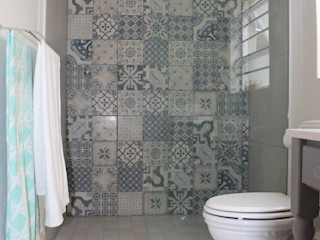 CHESTER ROAD Covet Design Eclectic style bathroom