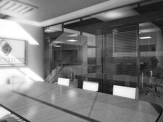 gOO Arquitectos Minimalistische Geschäftsräume & Stores