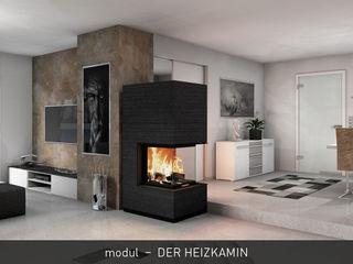 CB-tec GmbH Phòng khách Cục đá Black