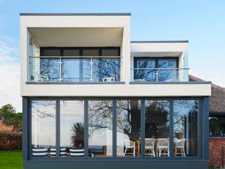 Boucher Road Barc Architects Nhà White