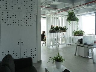 Oficinas Easy Legal interior137 arquitectos Oficinas y Tiendas