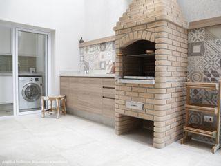 Angelica Hoffmann Arquitetura e Interiores Modern kitchen