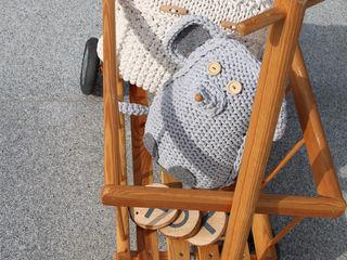 trzy manufaktury Nursery/kid's roomAccessories & decoration Grey