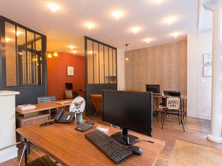 Catherine Plumet Interiors Modern offices & stores