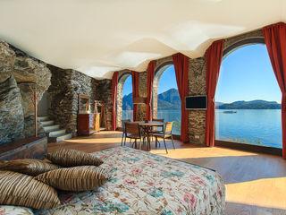 Stefano Pedroni Dormitorios de estilo rústico