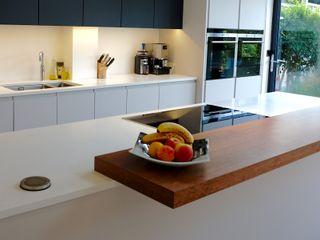 Kitchen Morley Grove Kitchens Modern kitchen Grey