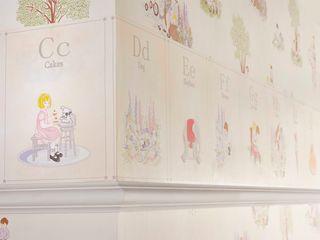 HOLIDAY Wallpaper 10m Roll Hevensent HouseholdHomewares