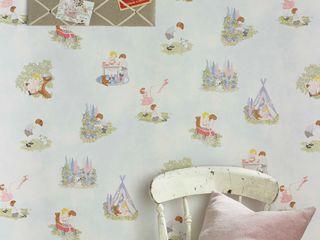 PLAYTIME Wallpaper 10m Roll Hevensent HouseholdHomewares