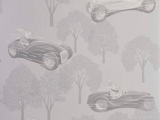 SPEED Dust Dove Grey Wallpaper 10m Roll Hevensent HouseholdAccessories & decoration