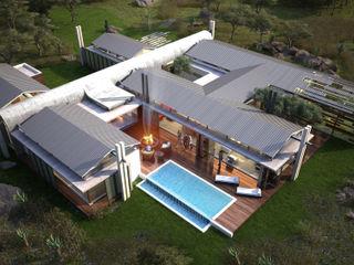 Studious Architects 現代房屋設計點子、靈感 & 圖片