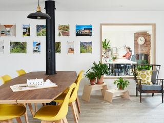 Hems Studio Barc Architects Văn phòng & cửa hàng