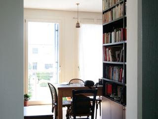 Studio Dalla Vecchia Architetti Living room Wood Wood effect
