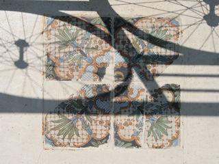 Studio Dalla Vecchia Architetti Patios & Decks Tiles Multicolored