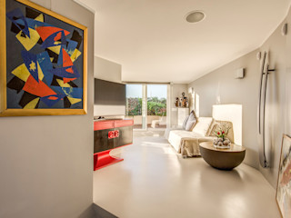 MOB ARCHITECTS Modern conservatory