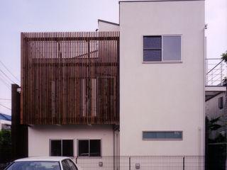 スキップフロアで豊かなスペースの家 豊田空間デザイン室 一級建築士事務所 北欧風 家