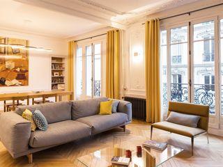 ATELIER FB Modern living room