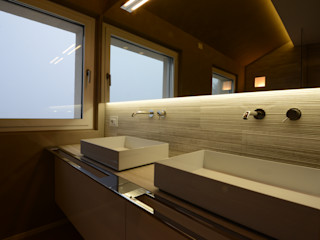 Frigerio Paolo & C. Ванная комнатаХранение Белый