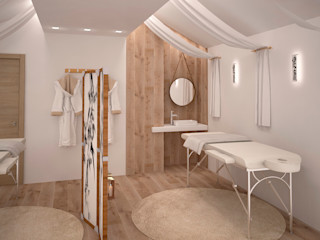 Инна Меньшикова Clinics Wood White
