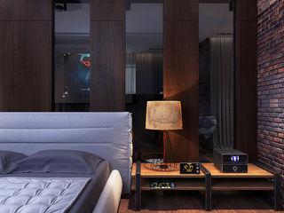 Your royal design Dormitorios de estilo industrial Marrón