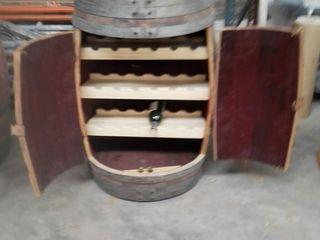 Cooperativa de la madera 'Ntra Sra de Gracia' Wine cellar Parket Wood effect