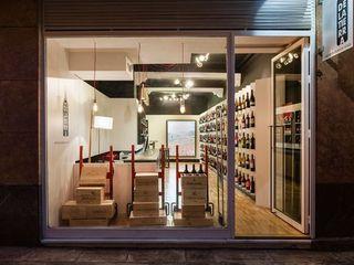 Rufo Iluminación Cave à vin moderne