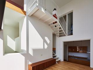 武藤圭太郎建築設計事務所 Salon moderne Blanc